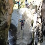 saut-canyoning